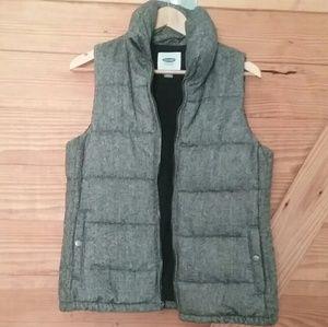 Herringbone Vest, M